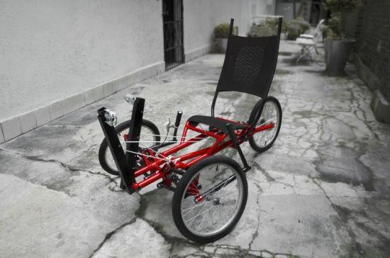 велосипед Tringa