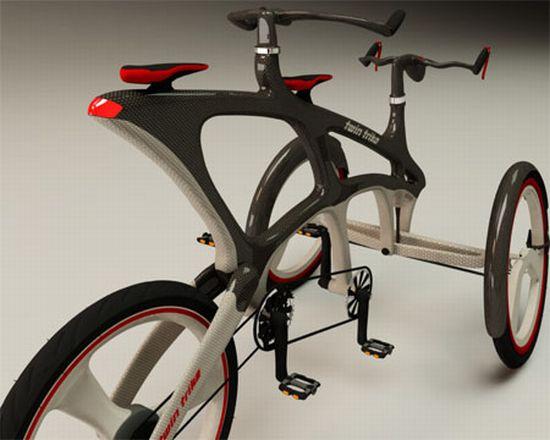 Велосипед Twin Trike