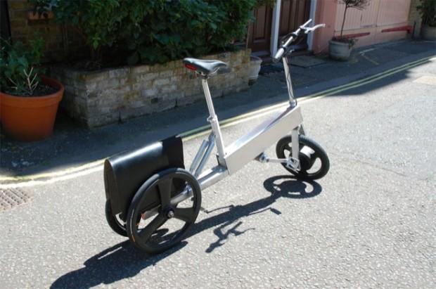 Трехколесный велосипед для взрослых – Biquattro