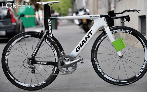 велосипедное зарядное устройство I-Green