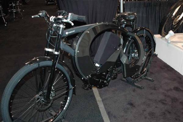 Электровелосипед BlackTrail