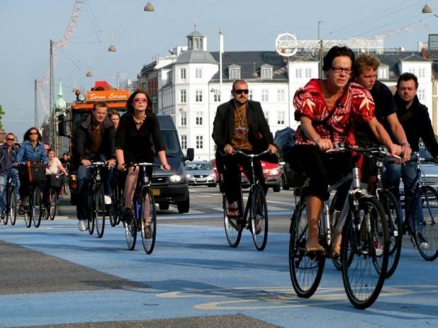 Дания велосипеды
