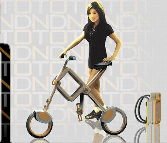 велосипед bike pac