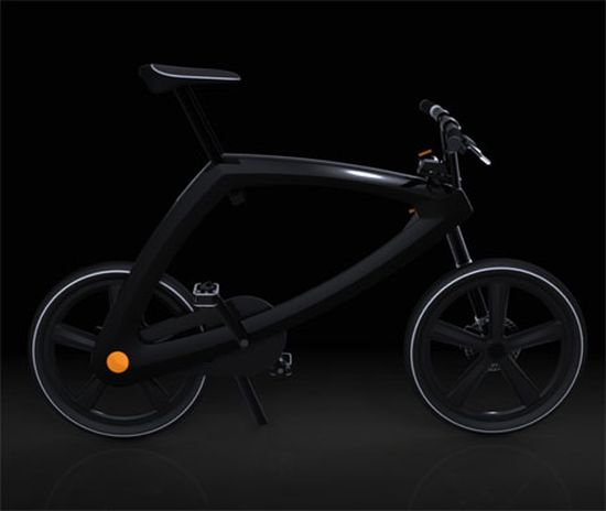 Велосипед от Йохана Лавено Менгельсдорфа