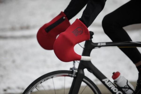 Велосипедные перчатки на зиму