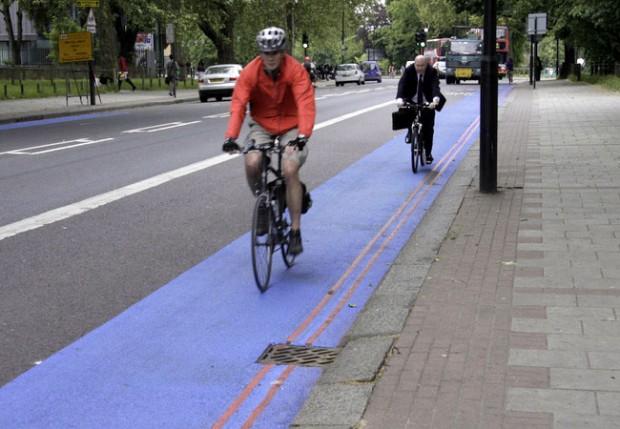 Велосипедный Лондон Bike Highway london