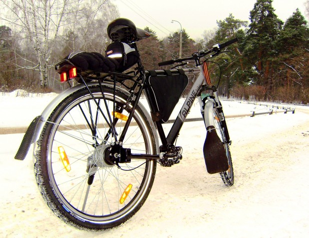 Велосипед Alpine Bike 30M