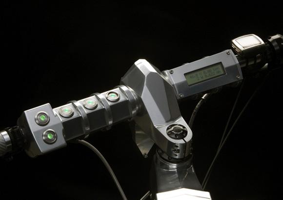 Электровелосипед M-55 bike M55
