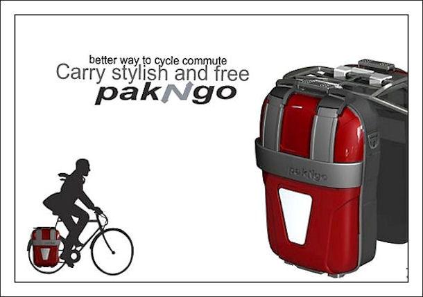 Вело корзинка PakNg