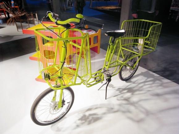 Грузовой велосипед Camioncyclette