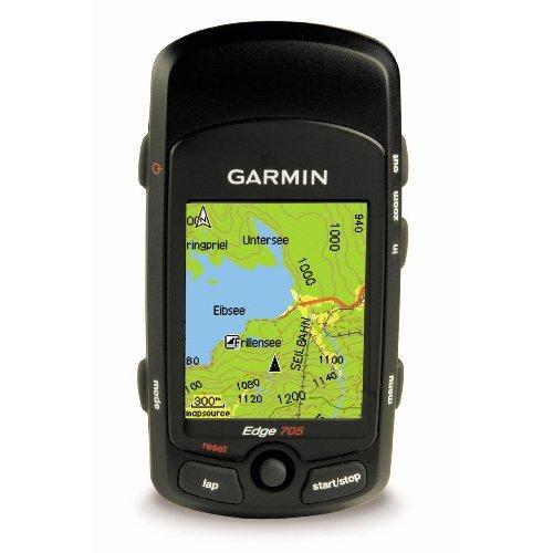 Велосипедный GPS garmin bike