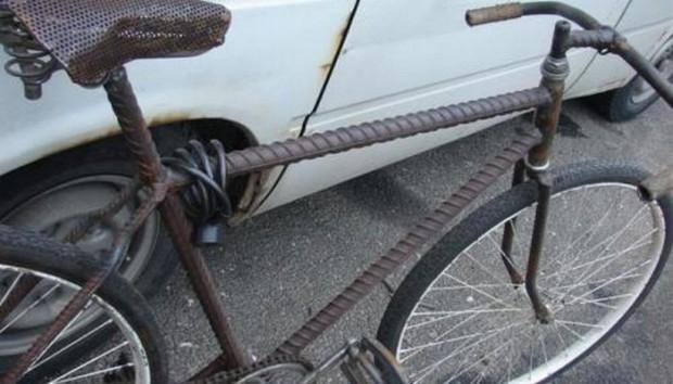 железный велосипед по русски iron bike russian