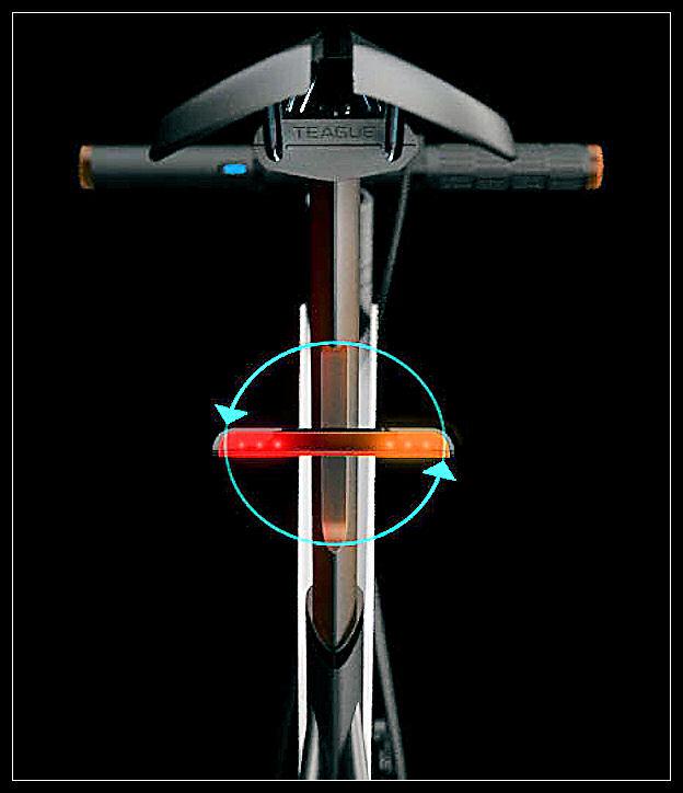 Городской велосипед Teague