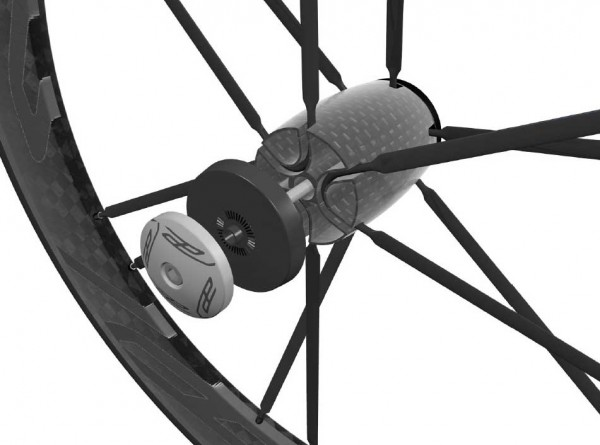 колеса велосипеда bike wheels
