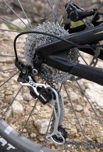 Велосипед santa cruz nomad c 2010