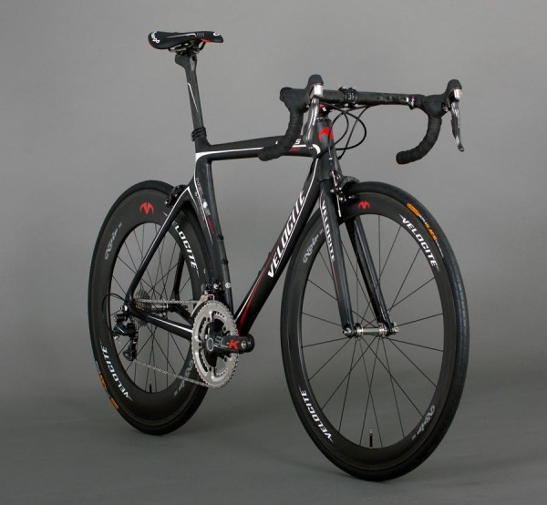 Velocite Helios Aero Road Bike Unveiled 2011