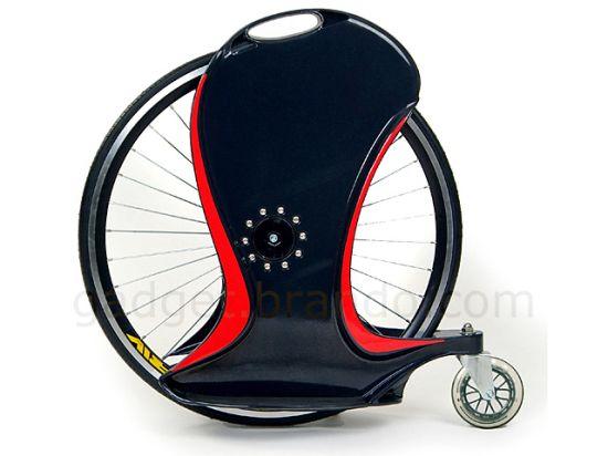 Magic One Wheel – велосипед с одним колесом