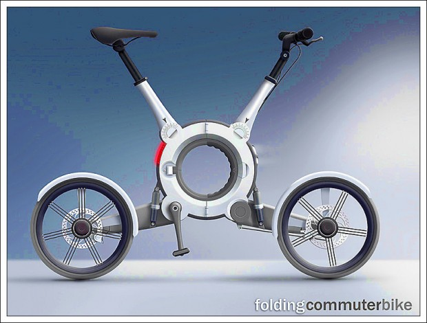 Велосипед Folding Commuter bike