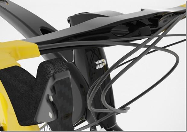 Picchio – карбоновый велосипед от Николы Гуида bike detail