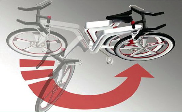 Электровелосипед Pulse electric bicycle head lite