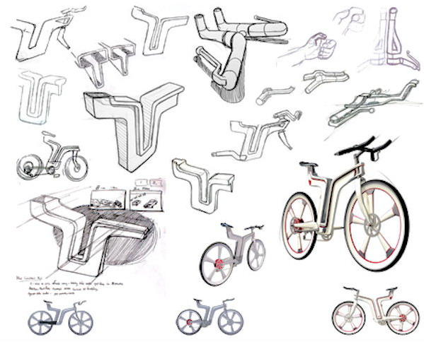 Электровелосипед Pulse electric bicycle