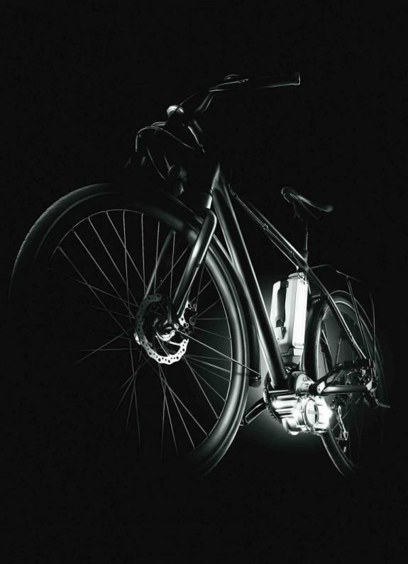 Электровелосипед Bosh