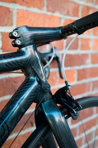 самый лекгкий в мире велосипед передняя часть