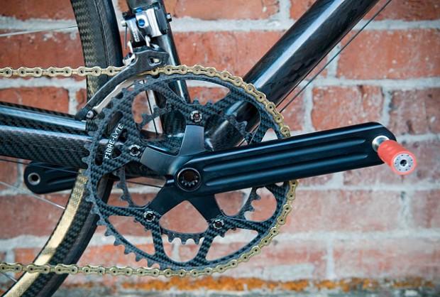 Самый легкий велосипед – шатуны