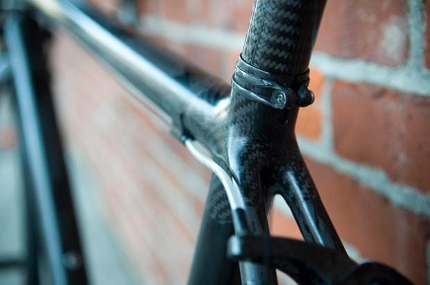 Самый легкий велосипед – подседельник