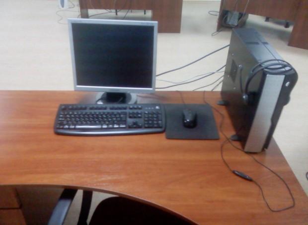 Мое рабочее место