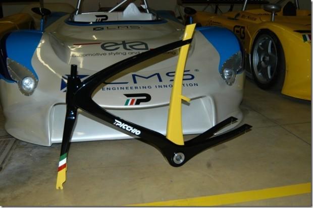 Picchio – карбоновый велосипед от Николы Гуида bike and car