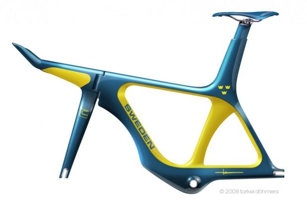 Велосипед от Torkel Dohmers Creative Lab
