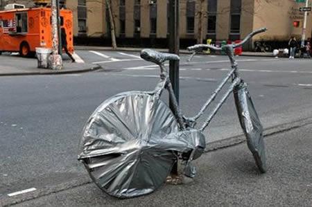 велосипедный замок
