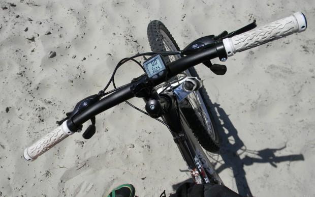 обои – велосипедный компьютер