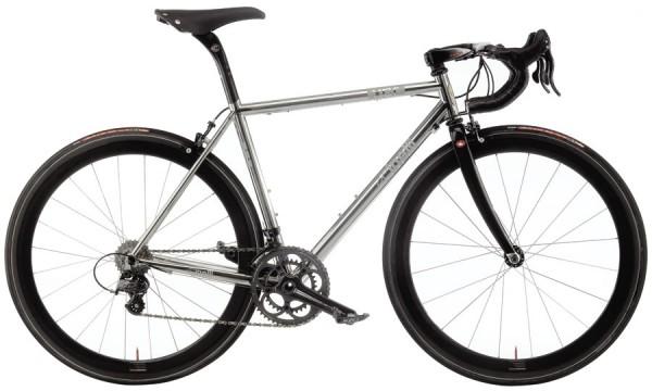 нержавейка рама велосипеда Cinelli 2011
