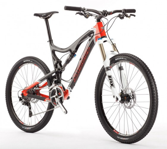 Bike Santa Cruz Blur TR общий вид
