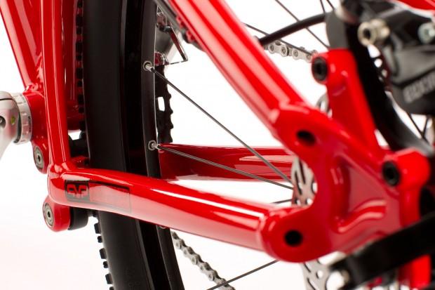Bike Santa Cruz Tallboy заднее колесо