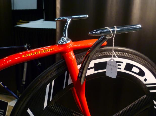 Концепт велосипеда Херувим  Cherubim