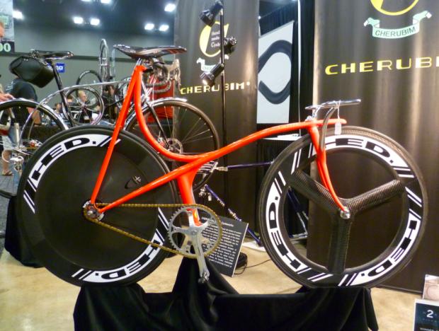 Концептуальный велосипед Cherubim Concept Bike