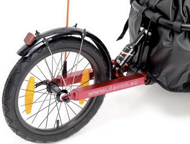 Прицеп Для Велосипеда KIT L80 в сборе