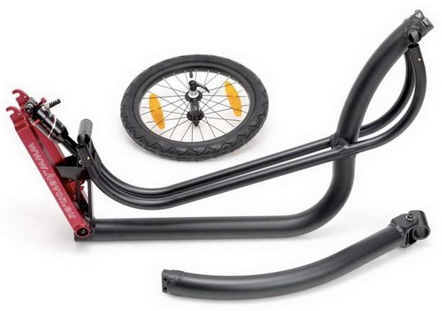 Прицеп Для Велосипеда KIT L80  разобранный