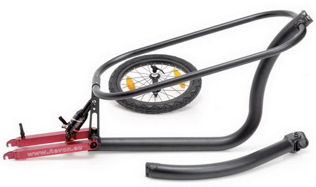 Прицеп Для Велосипеда KIT L80 частично разобранный