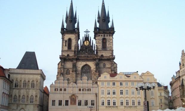 Город Прага Prague