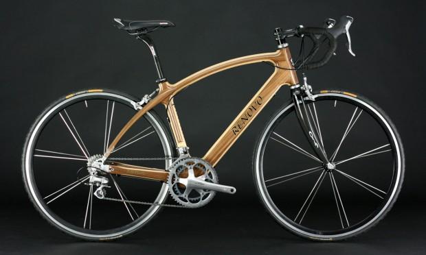 Деревянные велосипеды Renovo Black