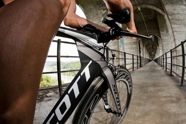 Велосипед Scott Plasma Premium вид сбоку
