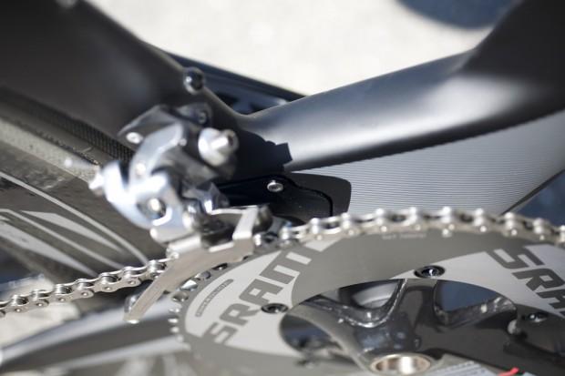 Велосипед Scott Plasma Premium передний переключатель