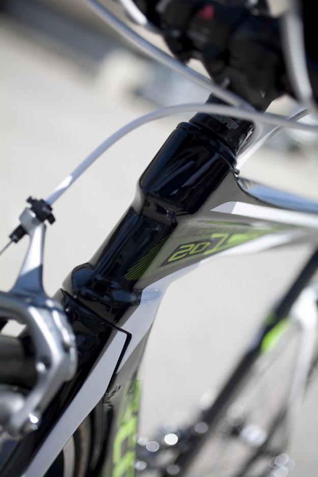велосипеда SCOTT Plasma Premium вид сзади