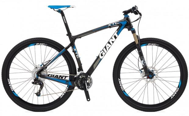 карбоновый велосипед Giant XtC 29'er 0