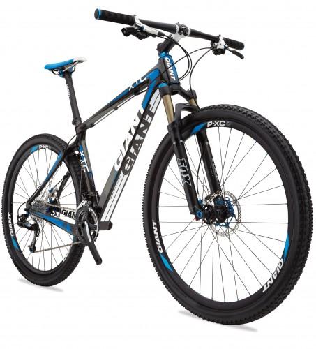 карбоновый велосипед Giant XtC 29'er 2011