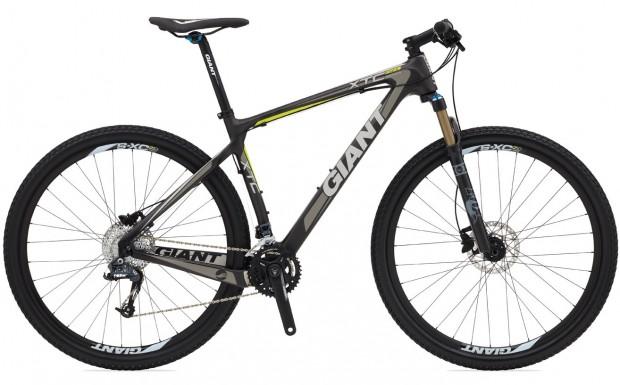 карбоновый велосипед Giant XtC 29'er 1